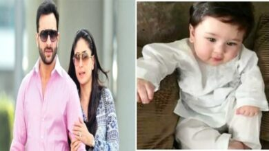 Photo of Little Taimur's leaked video reveals the simple side of Pataudi Nawab's