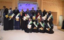 Delhi Muslim women excel in MESCO ALEEF's Tajweed-Arabic study, exhibit women power