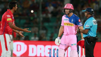 Photo of IPL: Ravichandran Ashwin sparks outrage as he 'Mankads' Jos Buttler