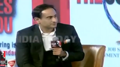 Photo of 'Question to BJP doesn't become question to Army': Rahul Kanwal's response to Minister is trending