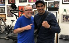Vijender Singh to begin new phase with trainer Freddie Roach