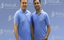 PolicyX.com introduces legendary cricketer 'Virender Sehwag' as its Brand Ambassador