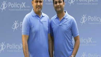Photo of PolicyX.com introduces legendary cricketer 'Virender Sehwag' as its Brand Ambassador