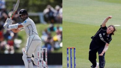 Photo of Williamson, Amelia Kerr big winners at New Zealand cricket awards