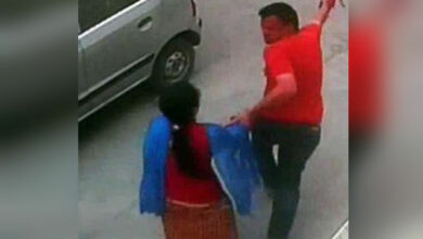 Photo of Woman abducted in Sayeedabad; CCTV captures incident