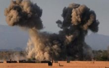Air strikes hit hospital, kill 11 in Syria: Monitor