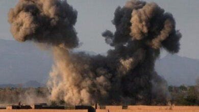 Photo of Israel hits Gaza in response to 'projectile': army