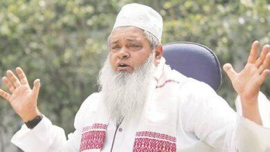 Photo of We welcome final list of NRC: Badaruddin Ajmal