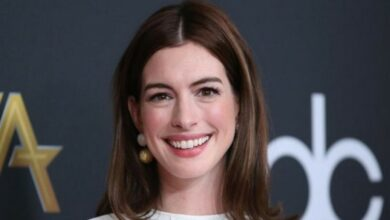 Photo of Anne Hathaway's 'Sesame Street' gets release date