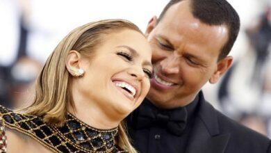 Photo of Alex Rodriguez shares heartfelt post for fiance Jennifer Lopez