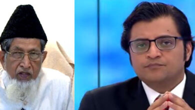 Photo of Maulana Jalaluddin Umari mulls legal action against Arnab's Republic TV