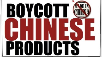 Photo of #BoycottChina trends as Twitterati call for banning products in India