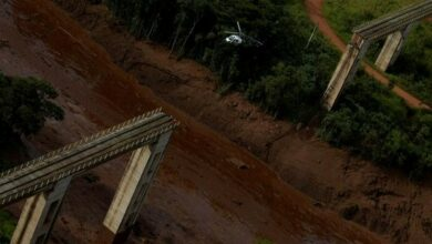 Photo of Authorities fear another dam collapse in Brazil