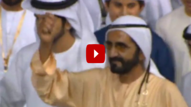 Photo of Dubai World Cup: Sheikh Mohammed performs victory dance, video goes viral
