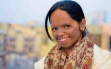 My courage is my beauty: Acid attack survivor Laxmi