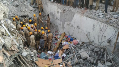 Photo of Dharwad building collapse: Toll rises to 14