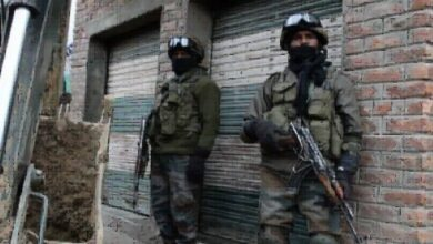Photo of Encounter breaks out between security forces and terrorists in Shopian