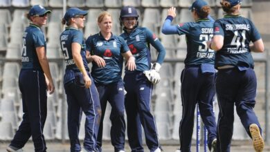 Photo of Brunt hands England consolation win, India clinch ODI series