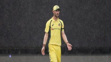 Photo of Maxwell doubtful for first ODI against Pakistan