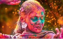 Choose wisely – go organic this Holi!
