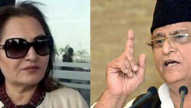 Photo of Azam Khan makes below the belt 'khaki' comment on Jaya Prada