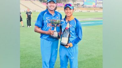 Photo of ODI rankings: Smriti Mandhana, Jhulan Goswami retain top spots