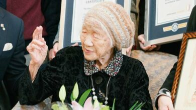 Photo of Guinness World Records recognizes 116-yr-old Japanese woman as world's oldest living person