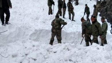 Photo of Himachal avalanche: Body of one Army man recovered