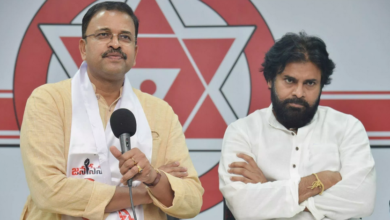 Photo of Laxminarayana joins Jana Sena Party
