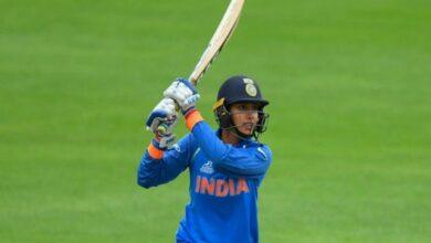 Photo of Cricketer of the year award had a huge impact on me: Smriti Mandhana