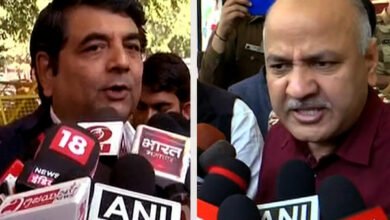Photo of Cong, AAP approach EC over 'violation' of MCC by BJP