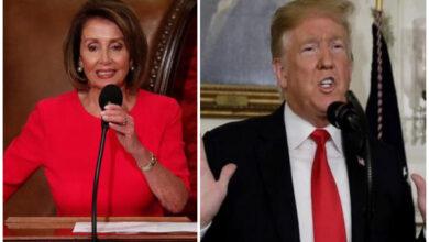 Photo of Trump not worth impeaching, says Speaker Pelosi