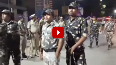 Photo of Mild tension Grips Sayeedabad, Police force deployed