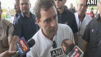 Photo of Vadakkan not a big leader: Rahul