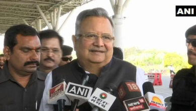 Photo of BJP party CEC will take final, says Raman Singh on contesting LS polls