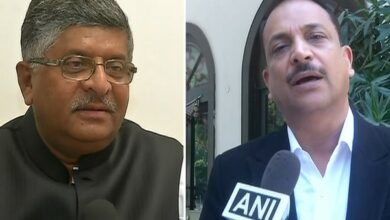 Photo of This election is a battle between hope and opportunism: Ravi Shankar Prasad