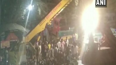 Photo of Dharwad building collapse: Rescue operation continues