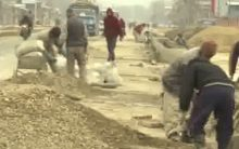 Widening of Shalteng-Narbal highway stretch gains pace