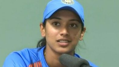 Photo of Have to learn from mistakes, says Mandhana on captaincy