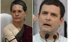 Sonia praises Rahul for 'valiant, relentless' LS campaign