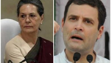 Photo of Sonia praises Rahul for 'valiant, relentless' LS campaign