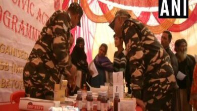 Photo of SSB organises free medical camp in J-K's Doda district