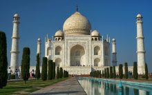 Taj Mahal: A drying Yamuna could endanger the monument