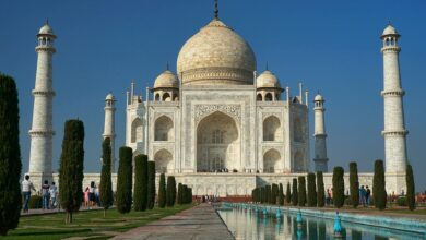 Photo of Taj Mahal: A drying Yamuna could endanger the monument