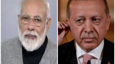 Photo of PM Modi bats for 'irreversible action' against terrorism in a telephonic conversation with Turkish President