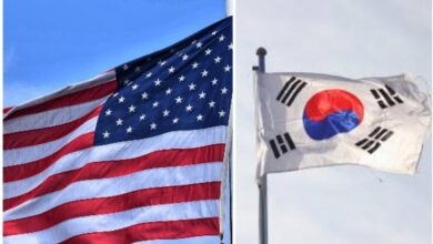Photo of S Korea, US suspend joint military exercises
