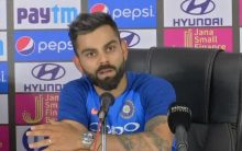 Kohli on cusp of becoming fastest to 20,000 international runs