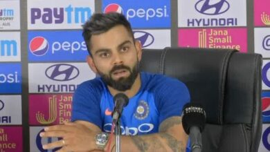 Photo of Ready to bat at four if team requires, says Kohli