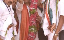 AICC President Rahul Gandhi Election Public meeting at Zaheerabad