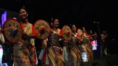 Photo of Assamese celebrates 'Rongali Bihu' with utmost zeal and enthusiasm